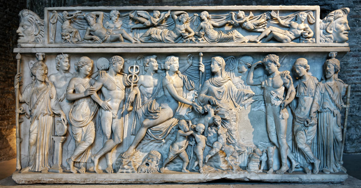 The Roman Empire was the source of worldwide tuberculosis spread.