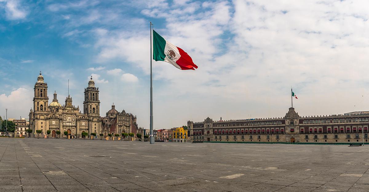 ¿Qué puedo hacer en el Centro Histórico de la Ciudad de México?