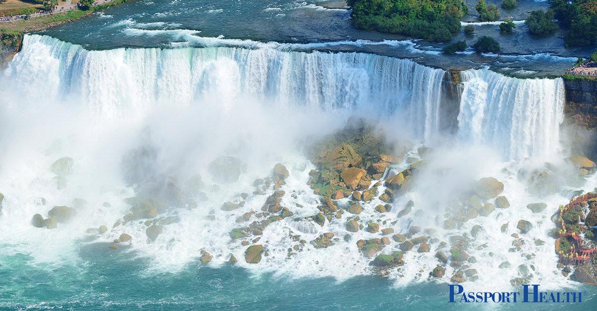 Cataratas de Iguazú vs Niágara, ¿cuáles son las más bonitas?
