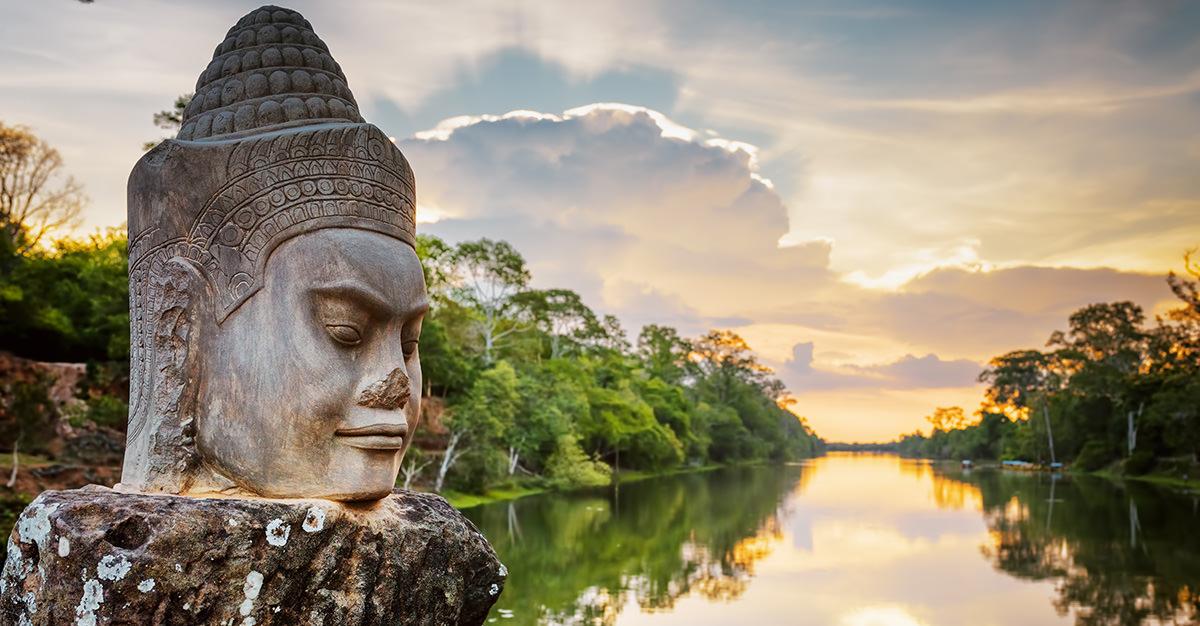 Les ruines et les sites historiques sont d'excellents lieux à visiter au Cambodge. Assurez-vous de les explorer en toute sécurité grâce aux vaccins et aux conseils de voyage de Passport Health.