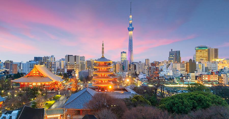 L'histoire et la culture du Japon ont changé le monde. Assurez-vous de voyager sans encombre grâce aux services de vaccination de tout premier ordre offerts par Passport Health.