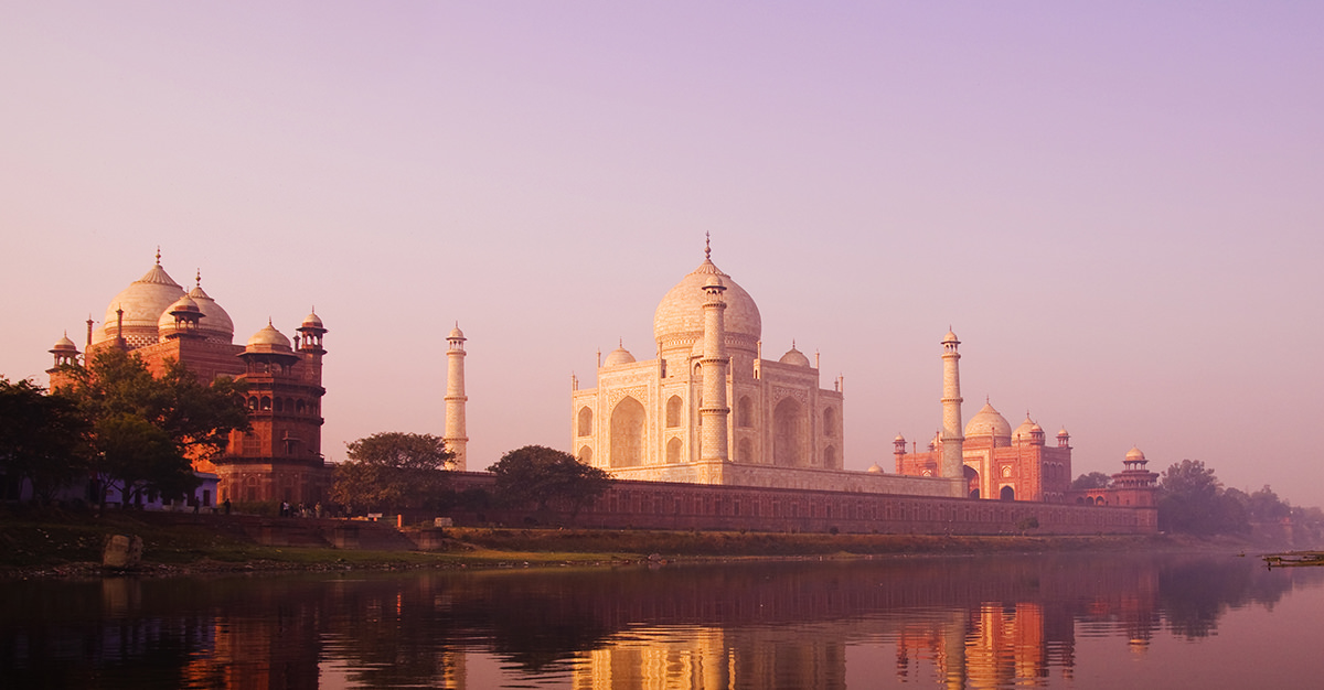 Cosas que no sabías de Taj Mahal