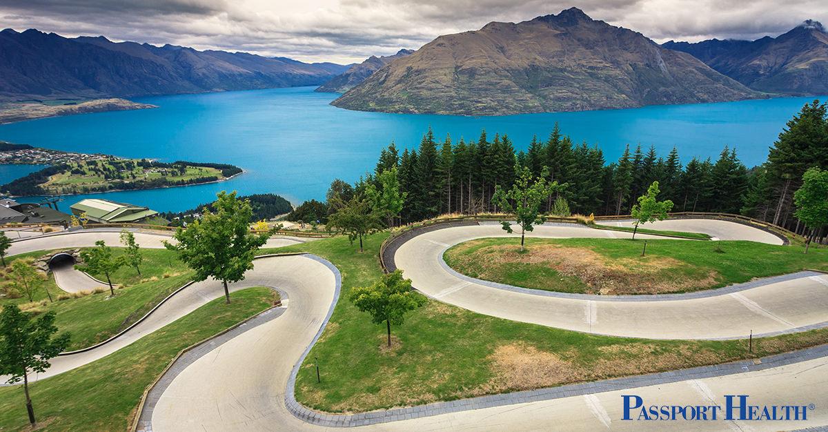 Los lugares más sorprendentes de Nueva Zelanda