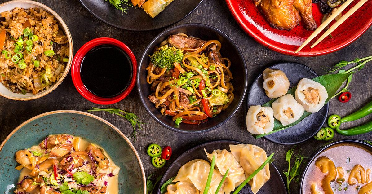Los platillos asiáticos más populares del momento