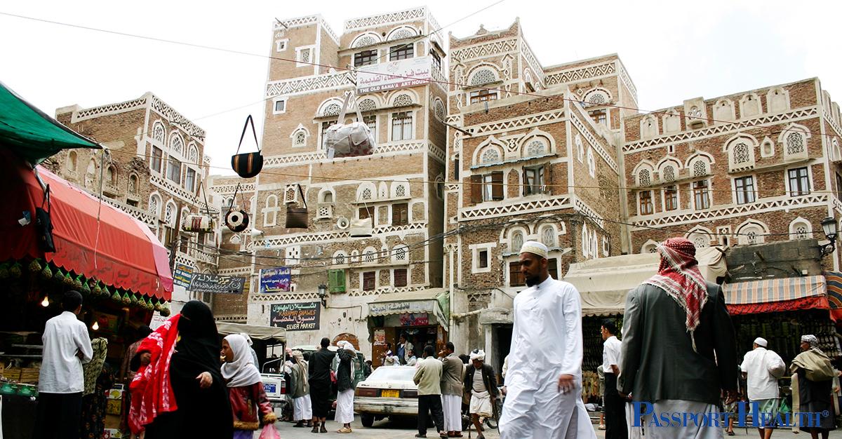 El cólera en Yemen