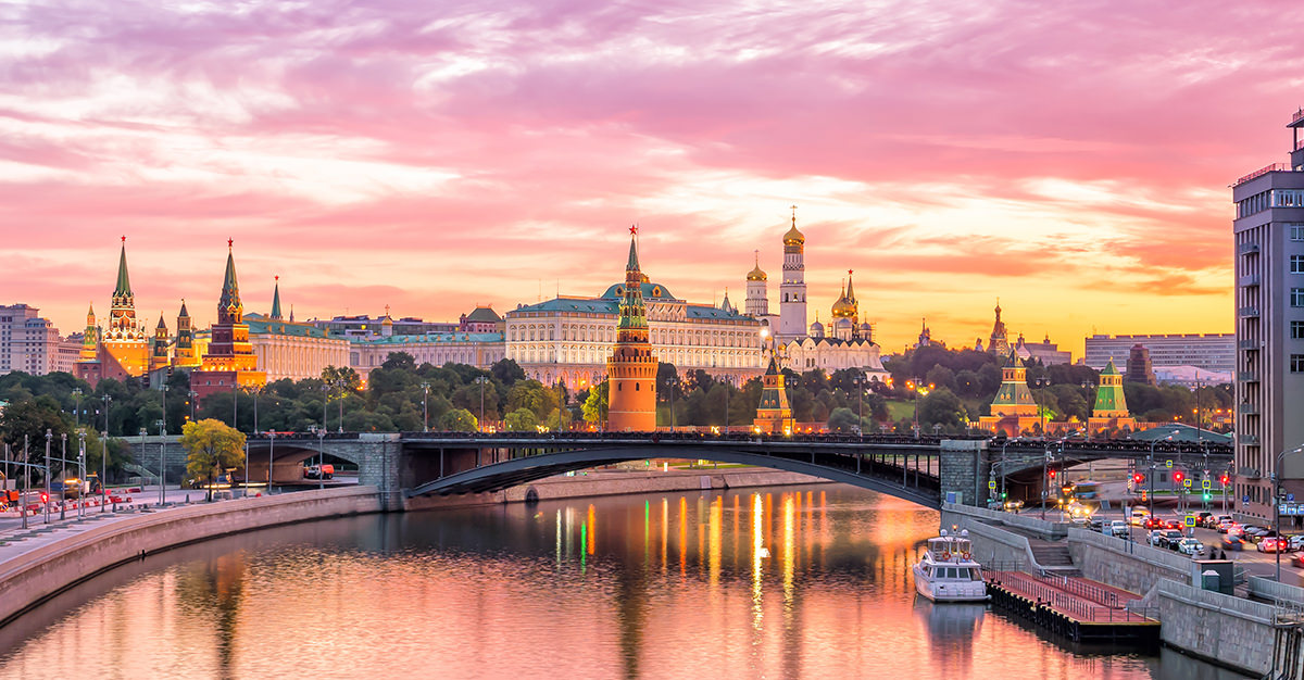 Próximo destino… ¡Rusia!