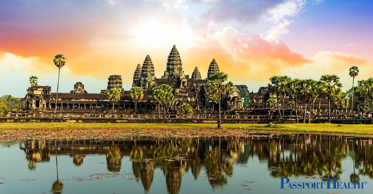¿Qué debo saber de Camboya?