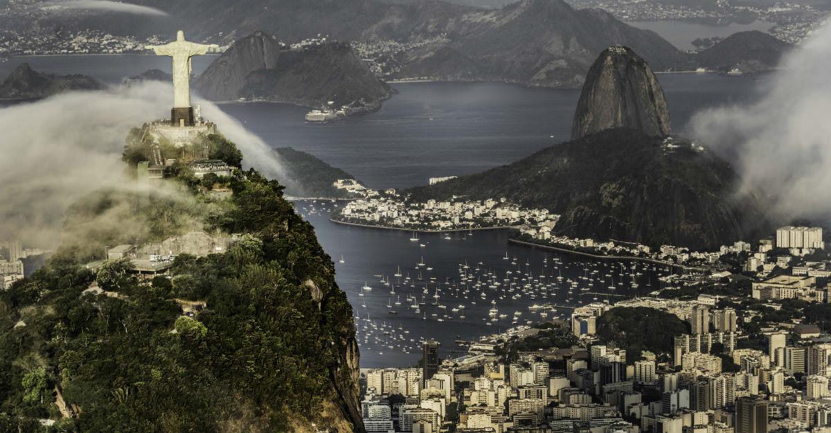 Les Jeux olympiques de Rio ont attiré de nombreux touristes, mais le Brésil est un hotspot pour les vacanciers chaque année.