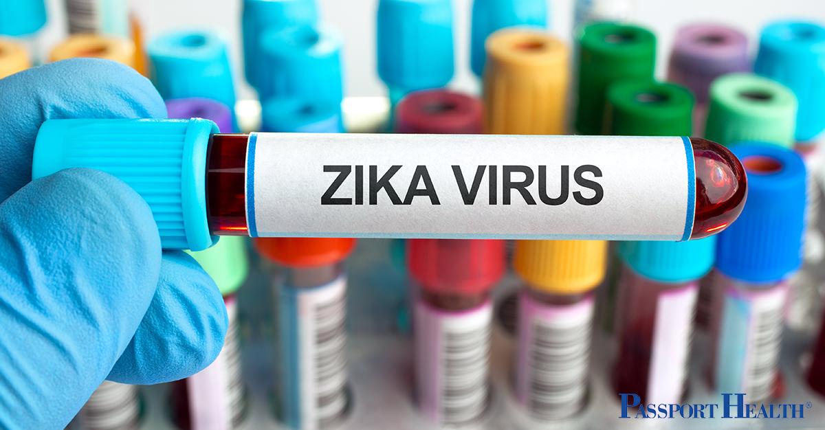 Virus del zika en México