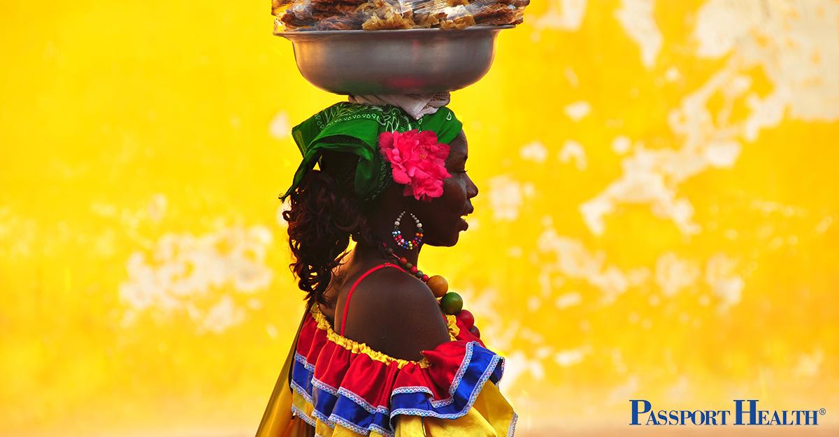 5 tips para viajar a Colombia