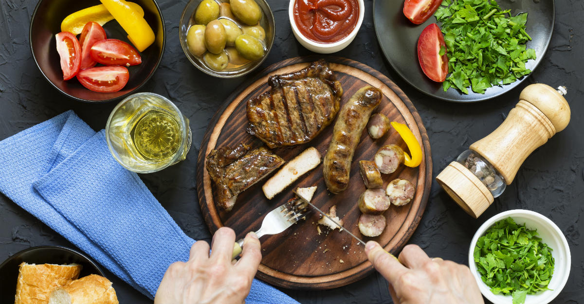 Some foods are more likely to have dangerous bacteria.