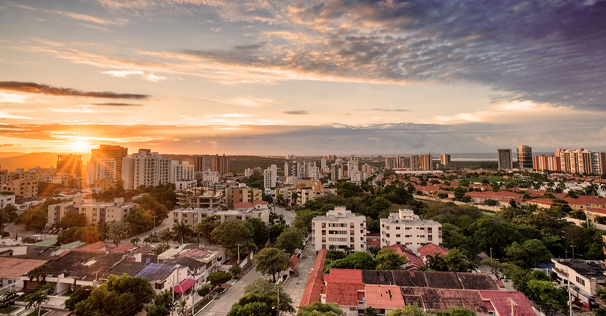 Los Juegos Centroamericanos y del Caribe en Barranquilla