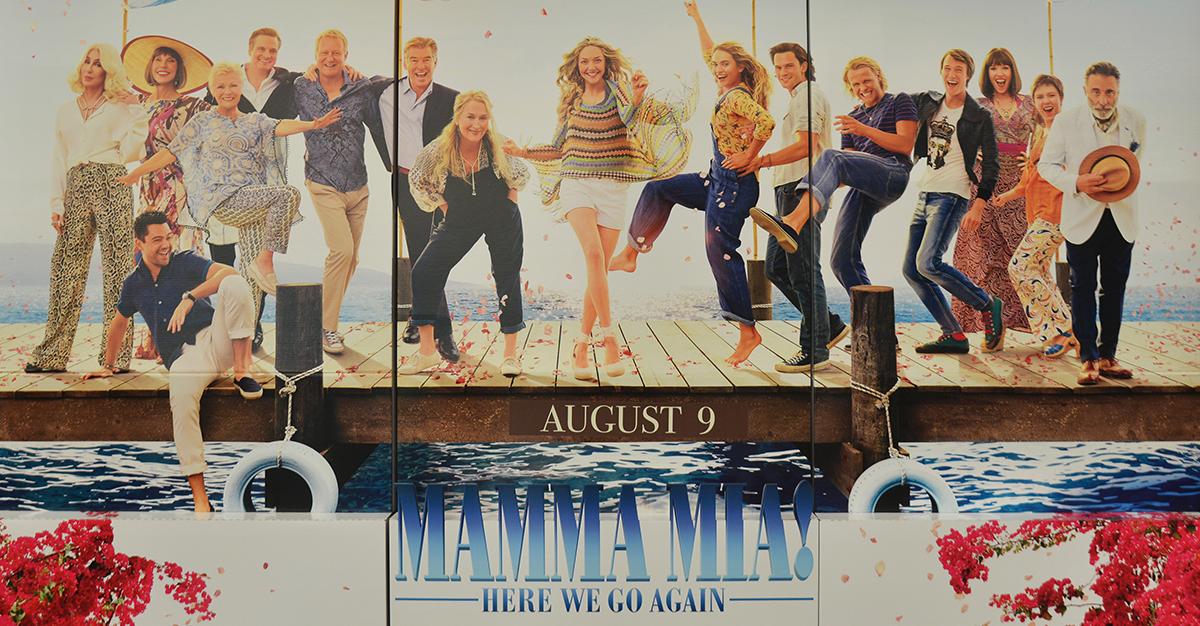 ¡Conoce dónde se grabó la película Mamma Mia 2!