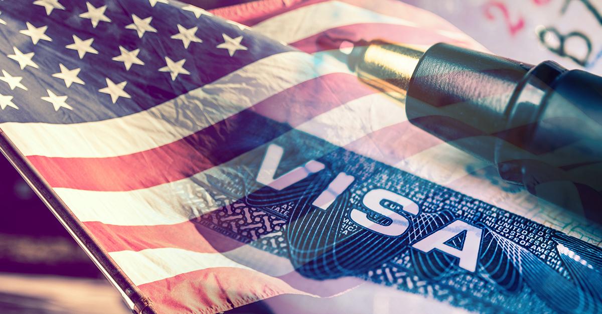 ¿Cuáles son los pasos para tramitar la visa americana?