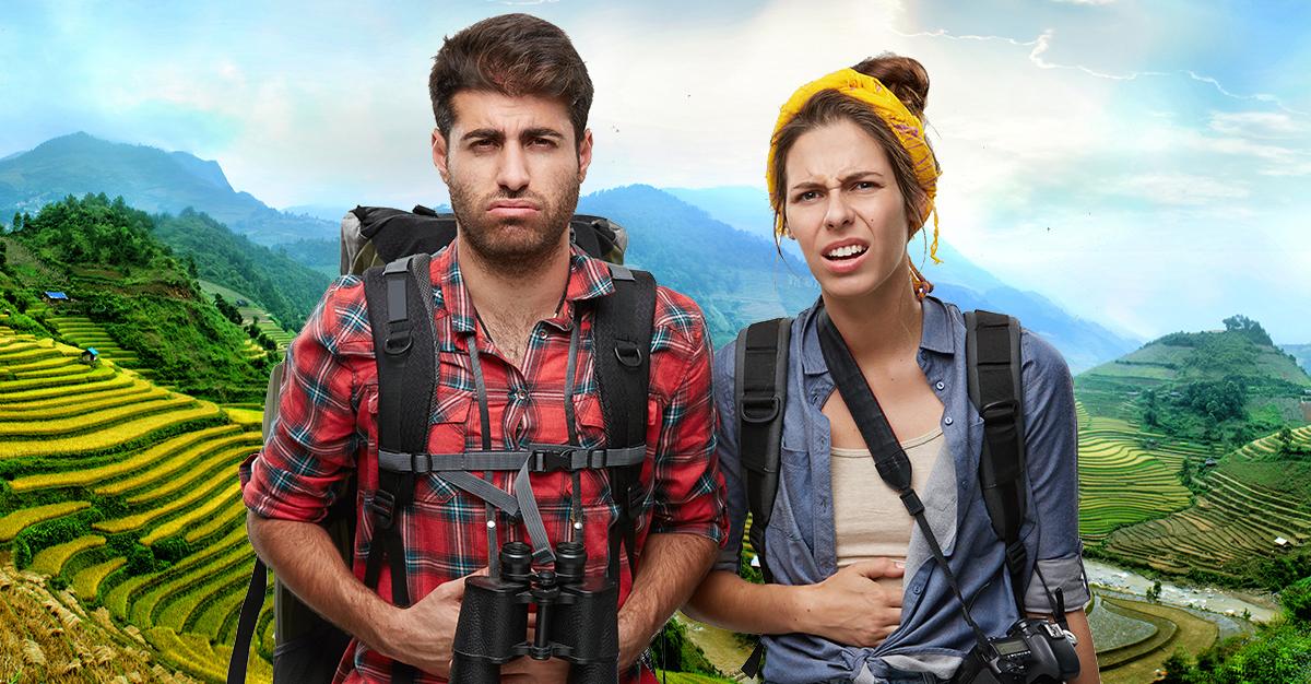 ¿Qué es la diarrea del viajero y por qué nos da?