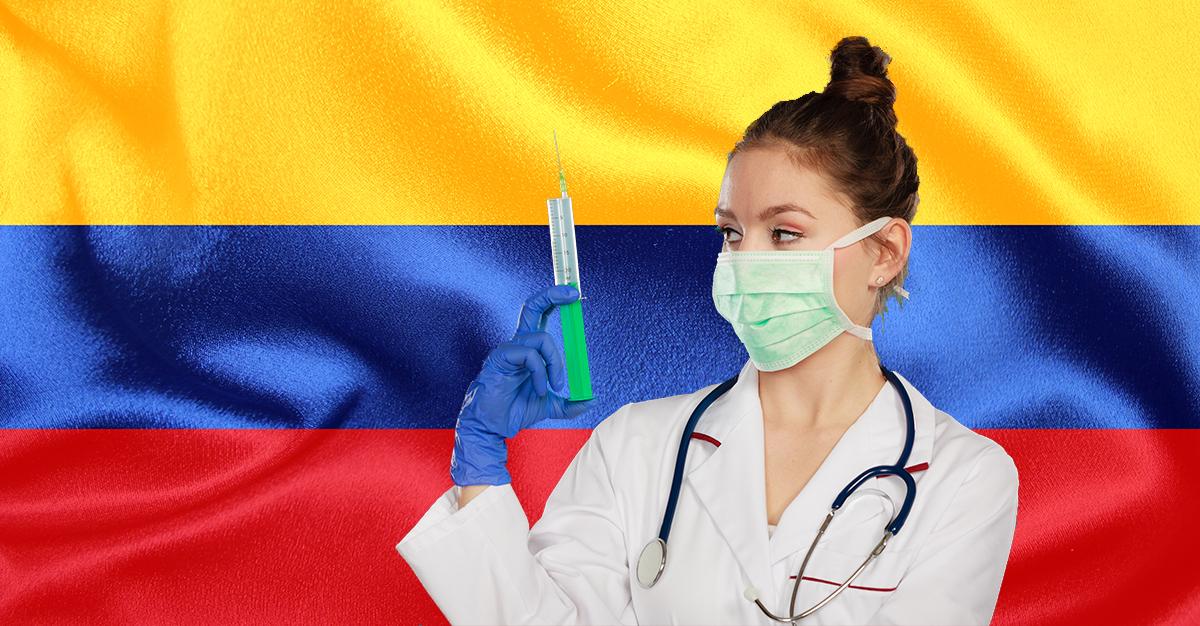 Fiebre amarilla en Colombia