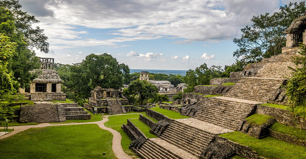 Las zonas arqueológicas más bellas en México