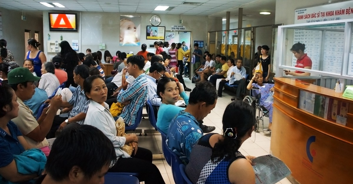 Countries like Vietnam are struggling to stop preventable diseases.