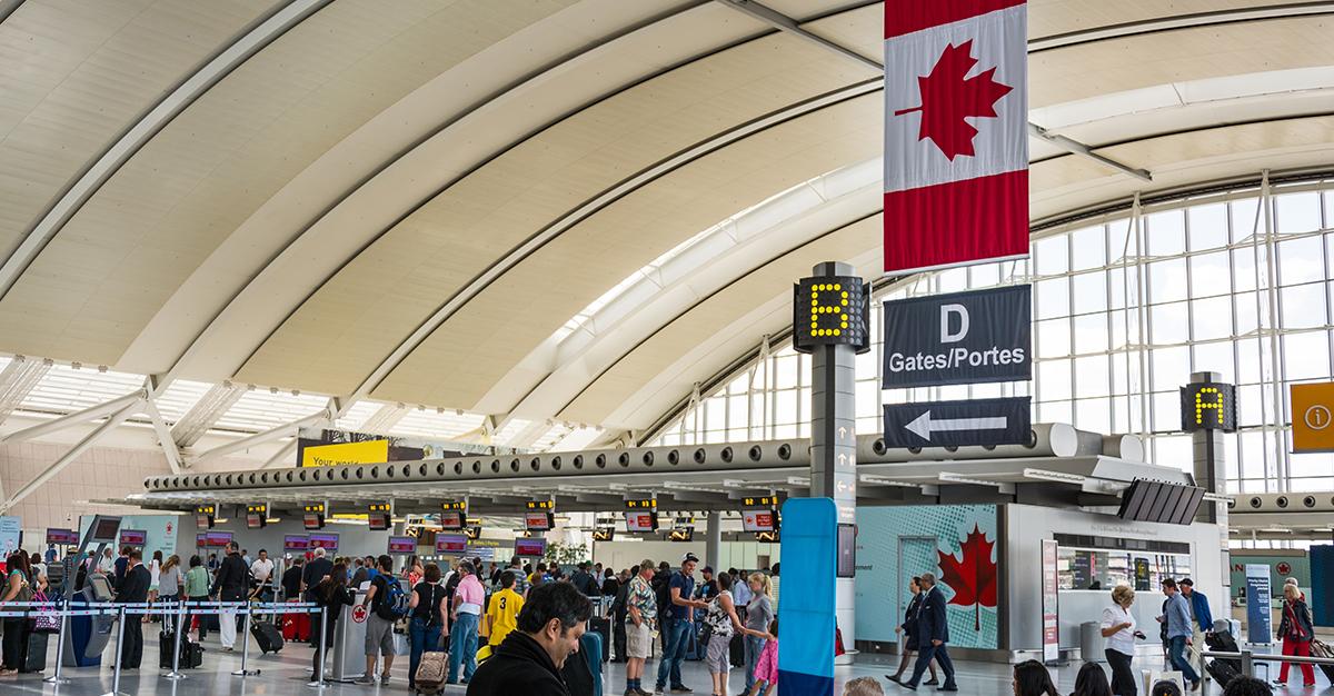 ¡Viaja a Canadá sin visa!