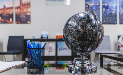 Calgary Alberta Travel Clinic Globe