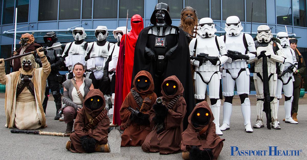 Star Wars: Secretos del Imperio, en Disney Orlando