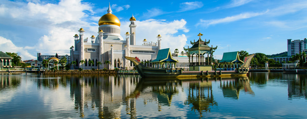 With views of the South China see and amazing buildings, Brunei is a fantastic destination. Ensure you travel safely with vaccinations and more from Passport Health.