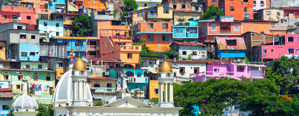 Travel safely to Ecuador with Passport Health's travel vaccinations and advice.