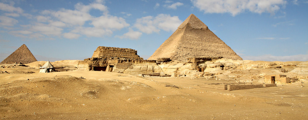 Ruins and history make Egypt a top travel destination. See them without worries with Passport Health's travel vaccines and advice.