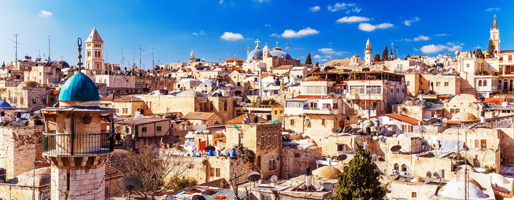 Travel safely to Israel with Passport Health's travel vaccinations and advice.