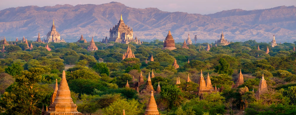 Ancient ruins throughout Burma make it a top destination. See them worry-free with travel vaccines and advice from Passport Health.