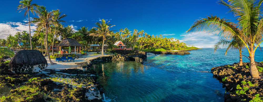 Travel safely to Samoa with Passport Health's travel vaccinations and advice.