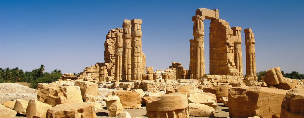 Ruins and history make Sudan a top travel destination. See them without worries with Passport Health's travel vaccines and advice.