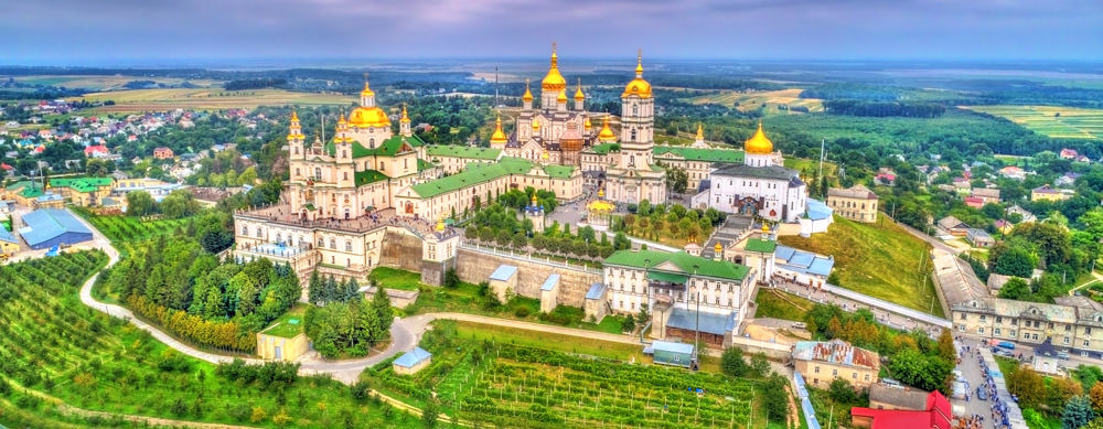 Travel safely to Ukraine with Passport Health's travel vaccinations and advice.