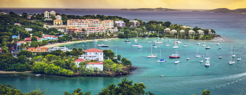 Crystal clear water and fantastic sights bring travelers to the U.S. Virgin Islands. Let Passport Health help you stay healthy while you're there with travel advice and more.