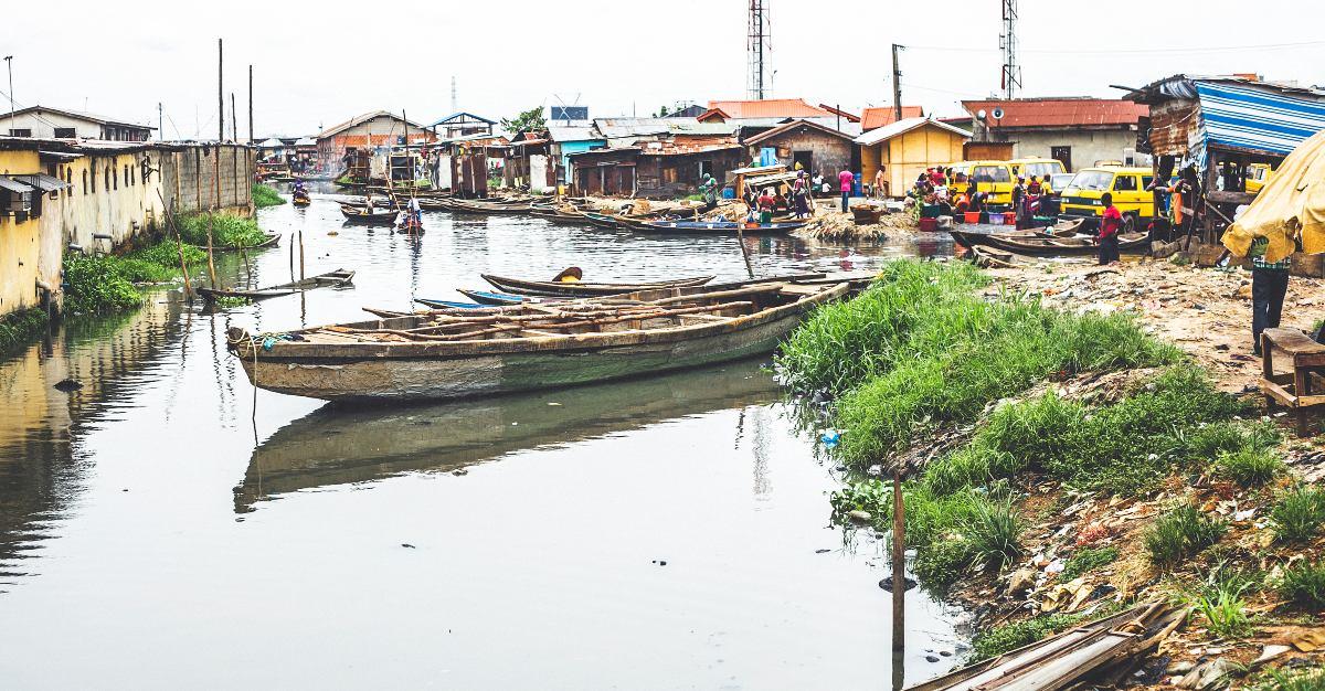 A terrorist group is making cholera a much worse danger in Nigeria.