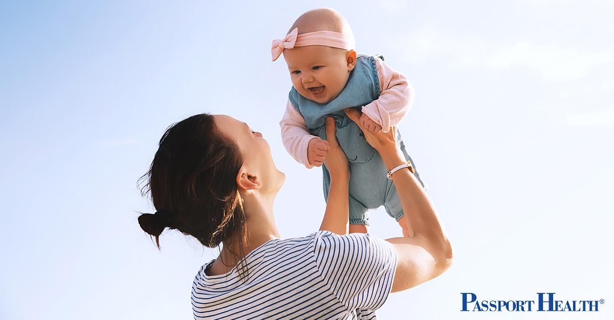 ¿Por qué debes vacunar a tu hijo contra influenza?