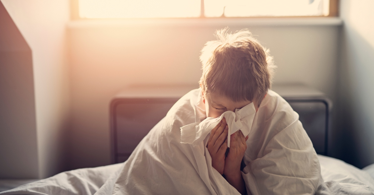 Before February 6-7 million people have in the U.S. have come down with the flu.