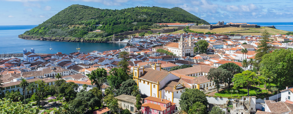 The Azores offer beaches, restaurants and more. Make sure you travle protected.