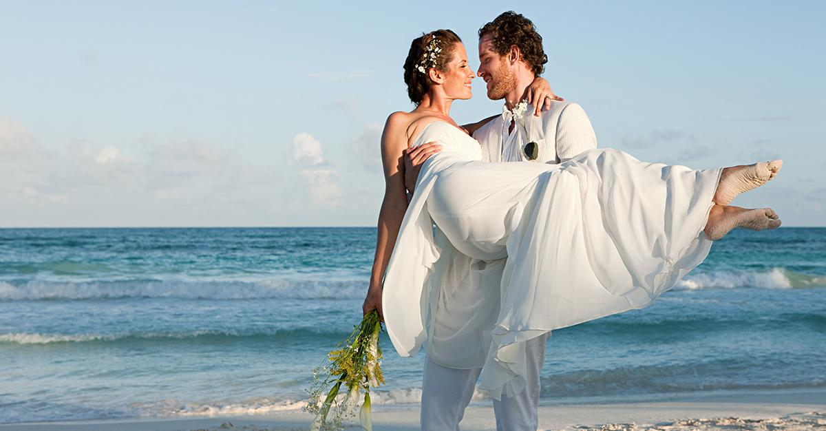5 destinos para celebrar tu boda en México