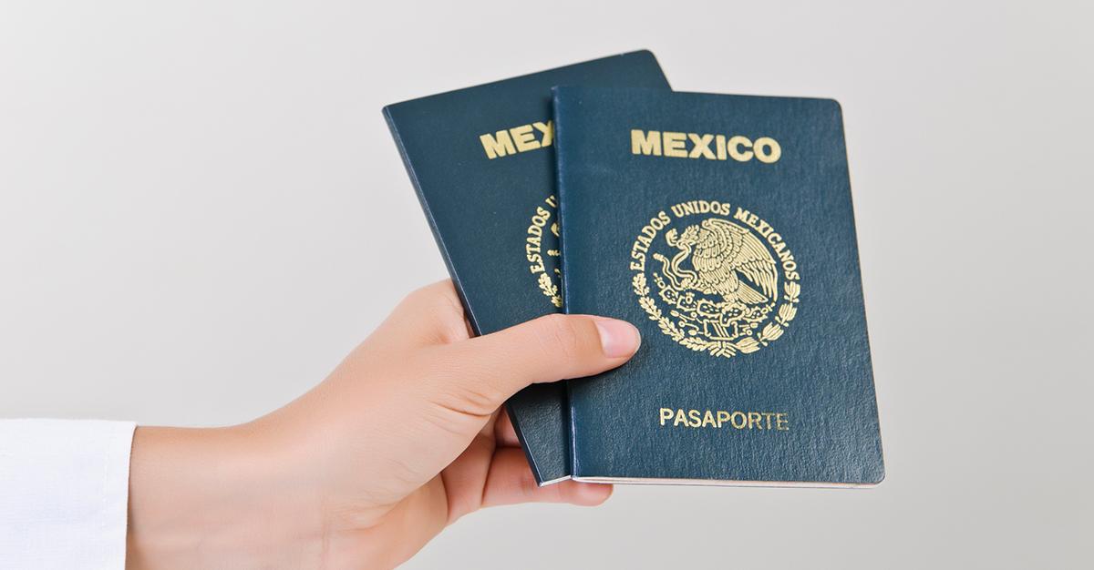 Pasaportes expedidos en México en 2018