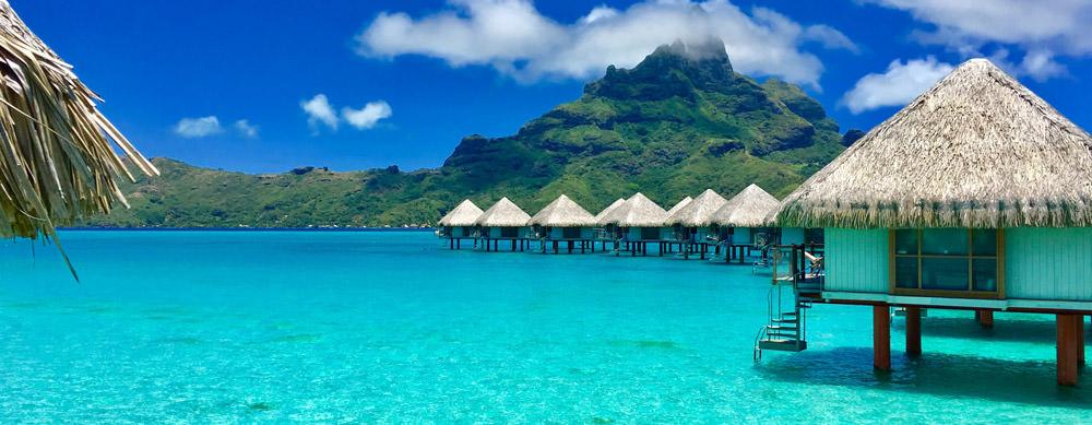 Bora Bora tiene de todo para explorar. Asegúrate de ir en forma segura con tus vacunas de viaje y los consejos de Passport Health.