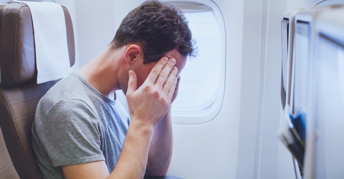 A fear of flying doesn't need to prevent people from traveling.