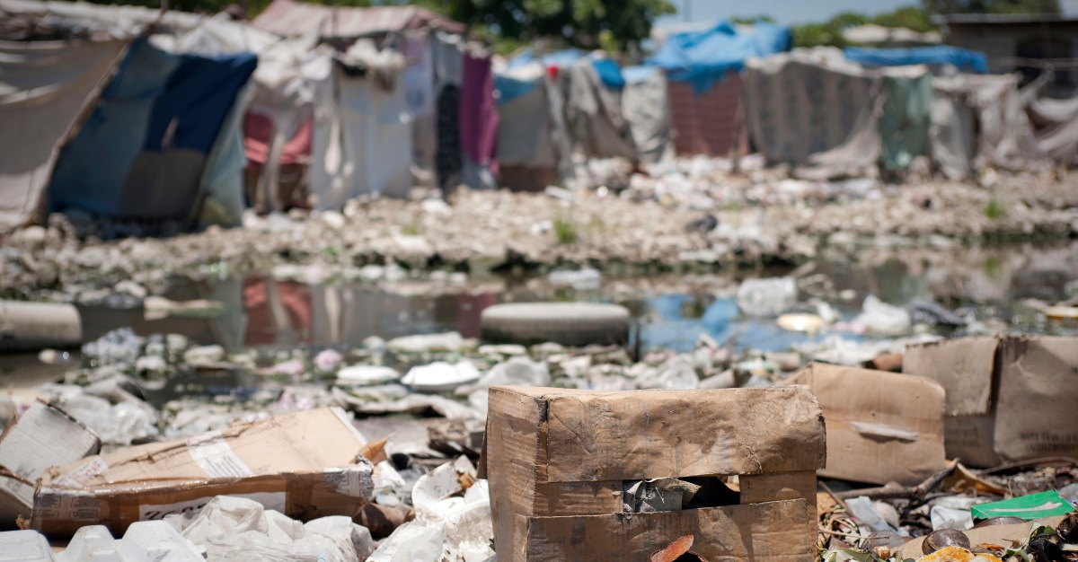 A new algorithm may help researchers track cholera outbreaks with better accuracy.