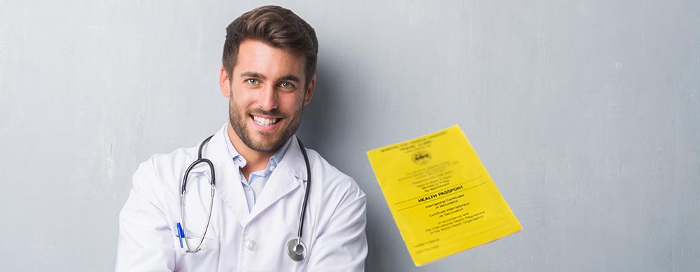 ¿Qué es un certificado internacional de vacunación?