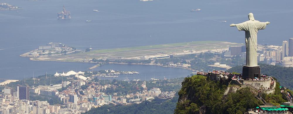Conoce la historia del Cristo Redentor de Río de Janeiro