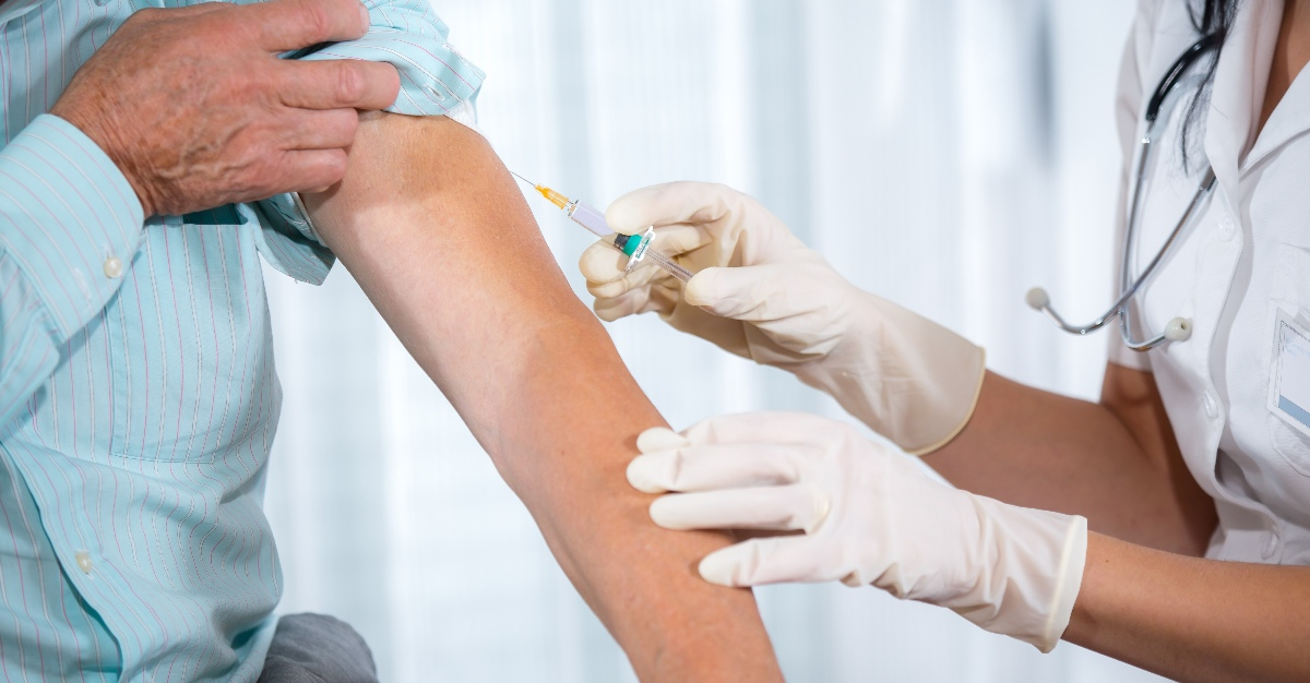 Vaccines for the flu and measles offer the best protection against both viruses.