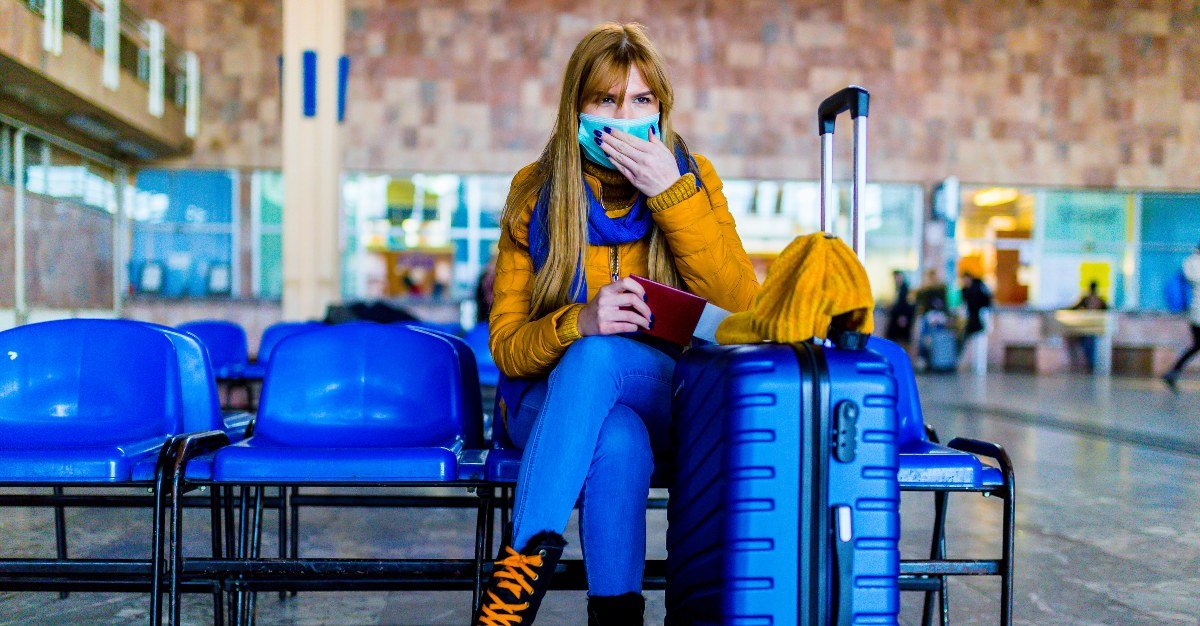 Travelers need to take various extra precautions when traveling during an outbreak.