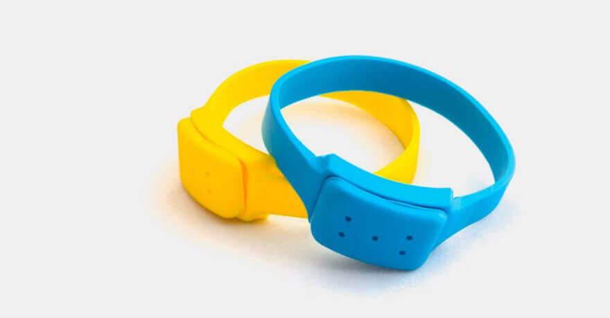 They might look nice, but these bracelets won't keep you healthy.