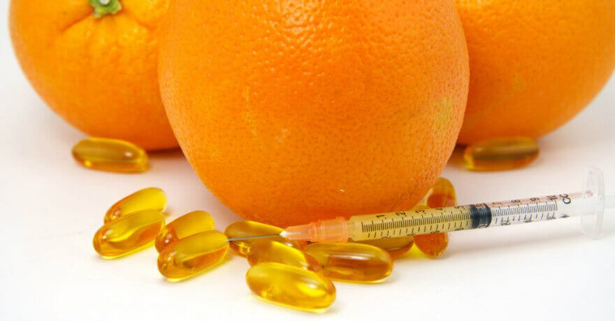 Vitamin C is necessary for health, but isn't the answer to your serious illness.